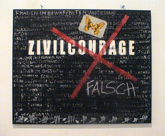 Helga Schager- Zivilcourage #3