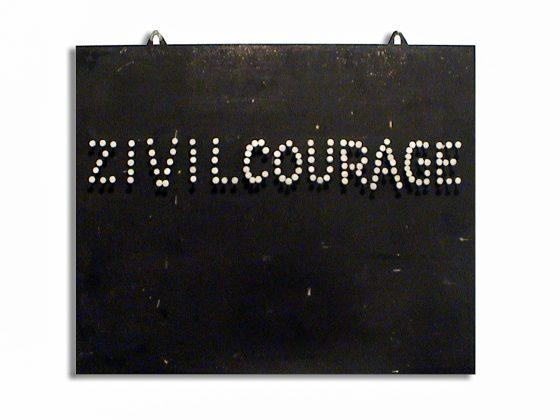 Helga Schager- Zivilcourage #1