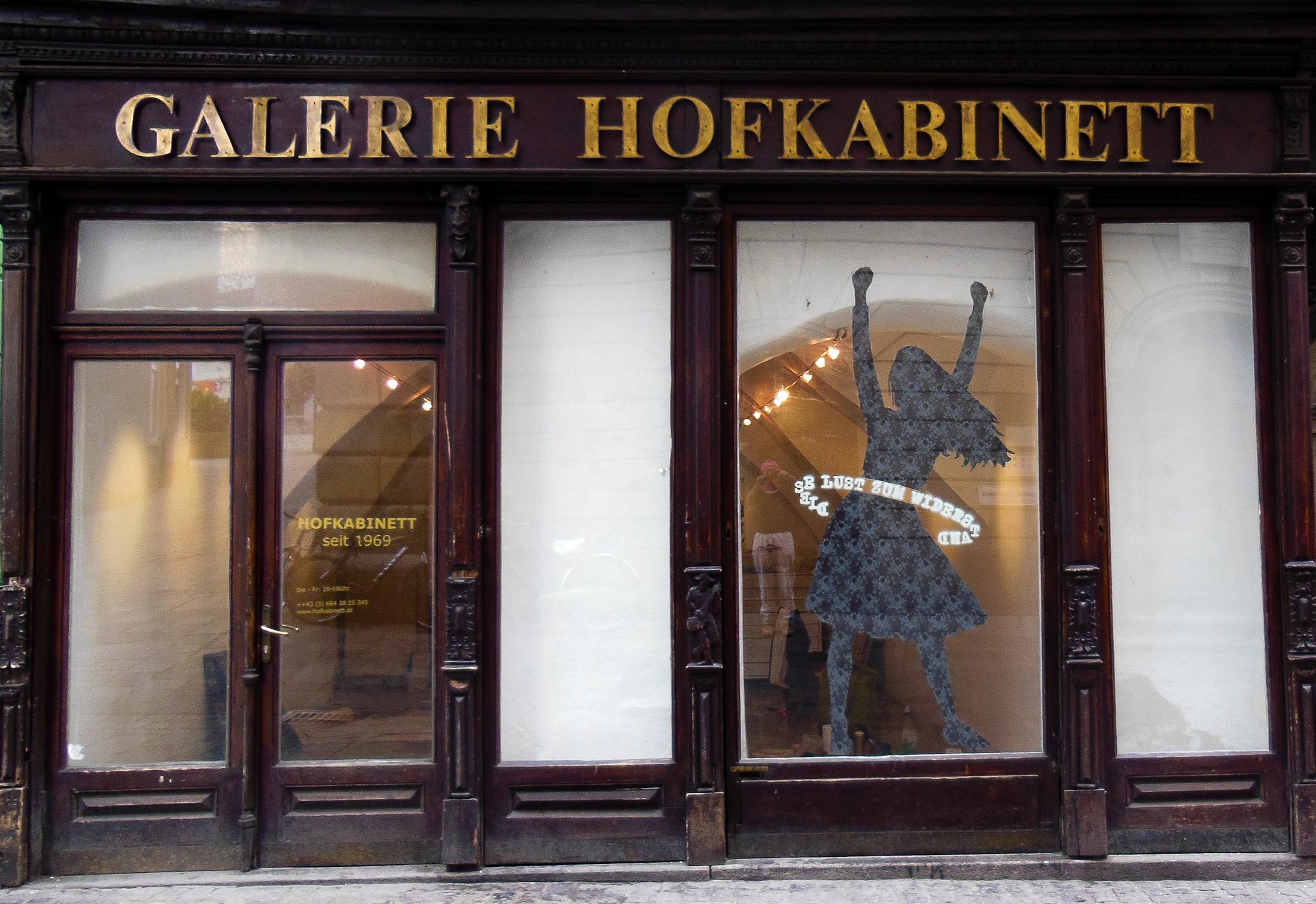 Galerie Hofkabinett, Altstadt Linz