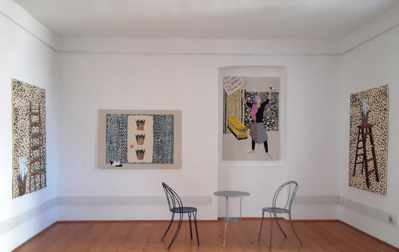 Artworks Helga Schager